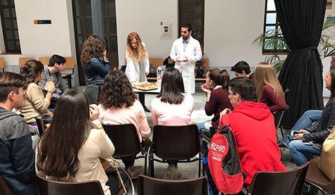 Café con Ciencia 2016