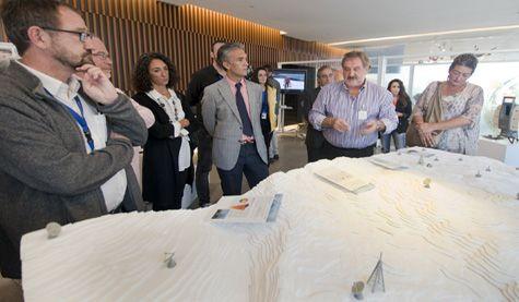 Ventana de la Ciencia en el Parque de las Ciencias de Granada