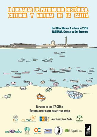 II Jornadas de Patrimonio Histórico, Cultural y Natural de la Caleta