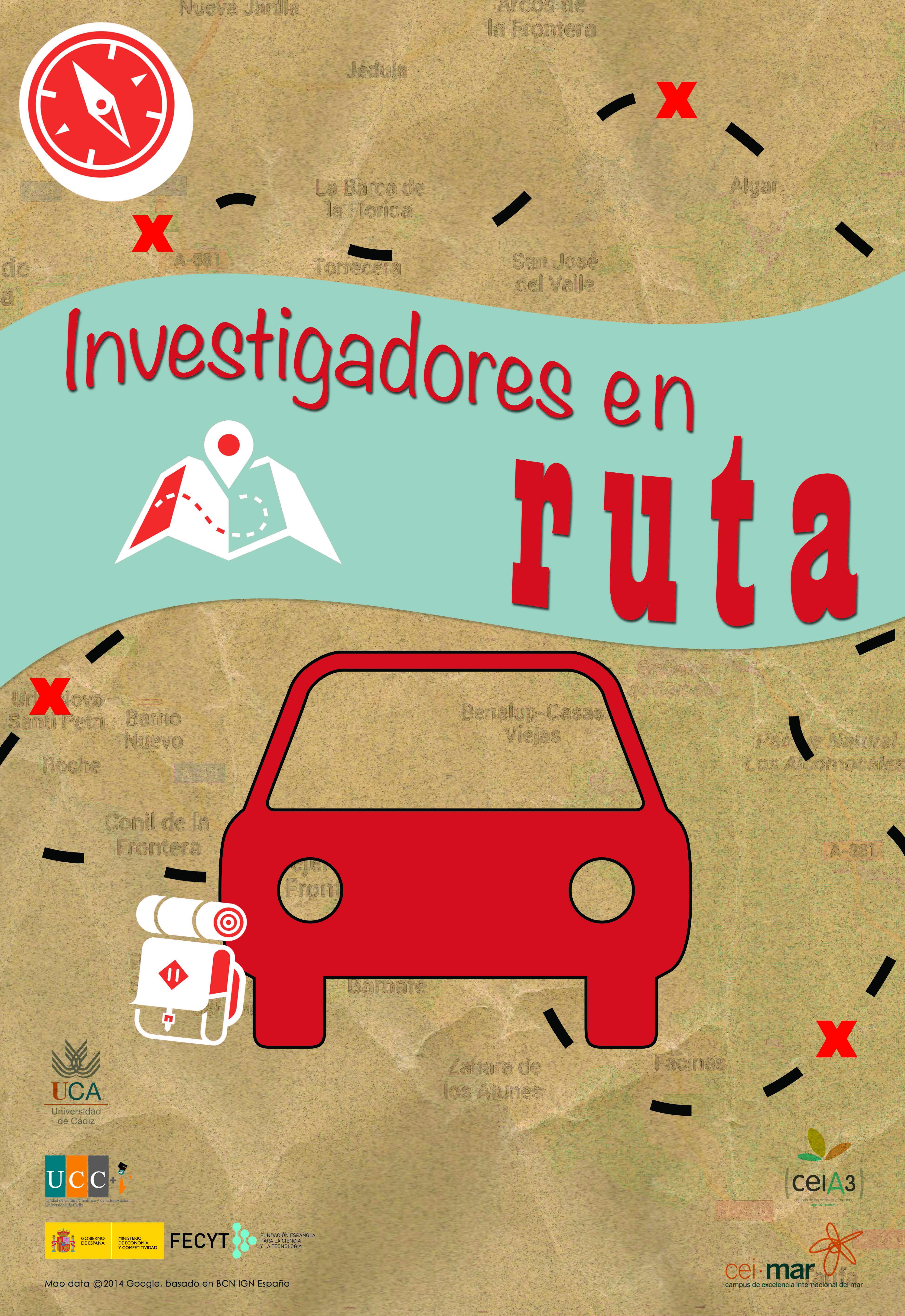 Investigadores en Ruta