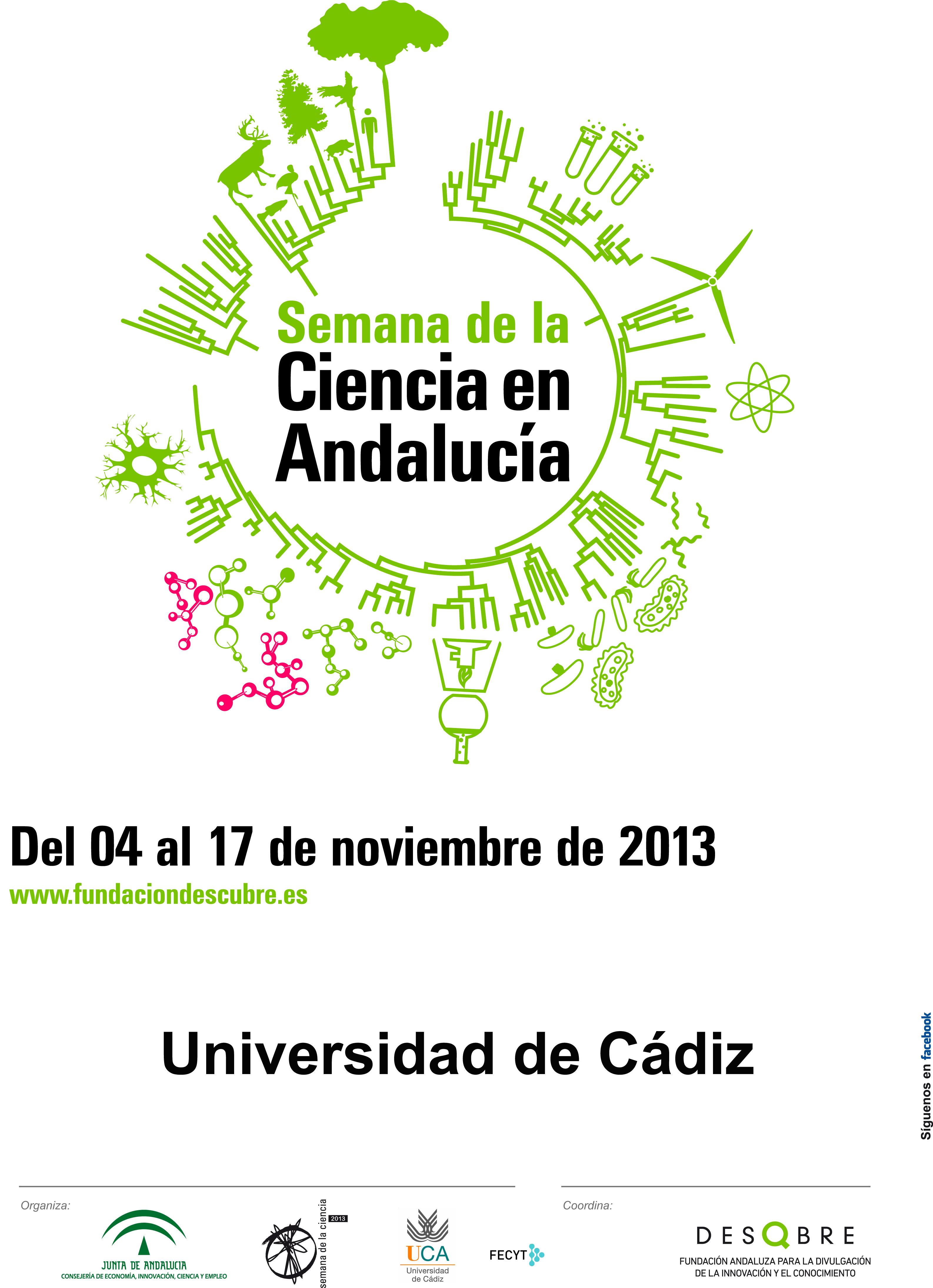 XIII Semana de la Ciencia en la UCA
