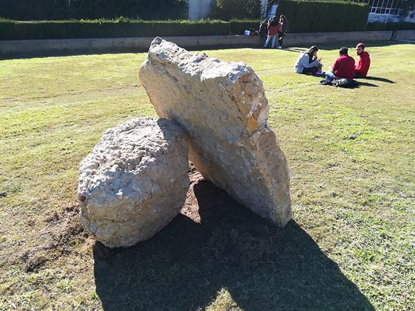 El Jardín de Rocas. II Fase